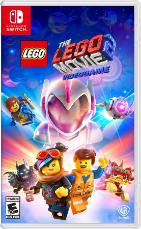 Jogo The LEGO Movie Videogame 2 - Switch