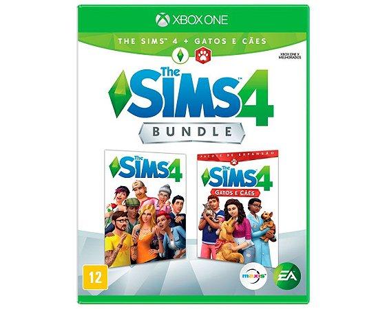The Sims 4 Gatos e Cães - Xbox One