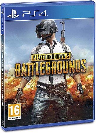 Playerunknowns Battlegrounds Pubg - Ps4