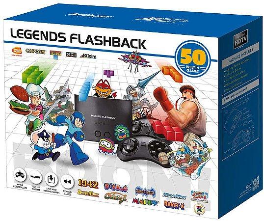 Console Legend Flashback 50 Jogos Fb8650