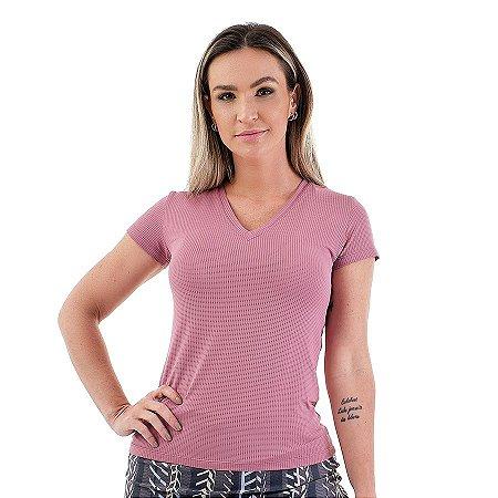 Blusa Air Fit Rosé