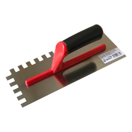 Desempenadeira Dentada 15mm - 11x29