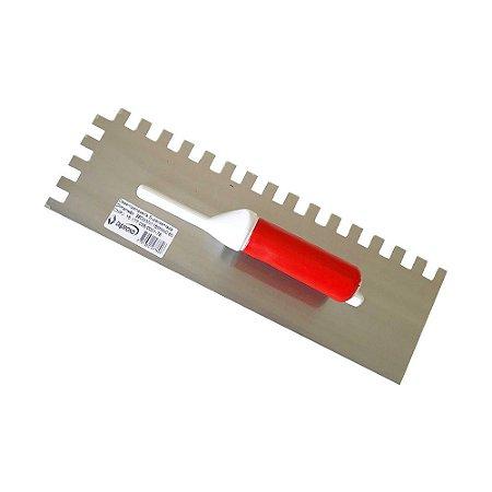 Desempenadeira Super Dentada 15mm - 11x36