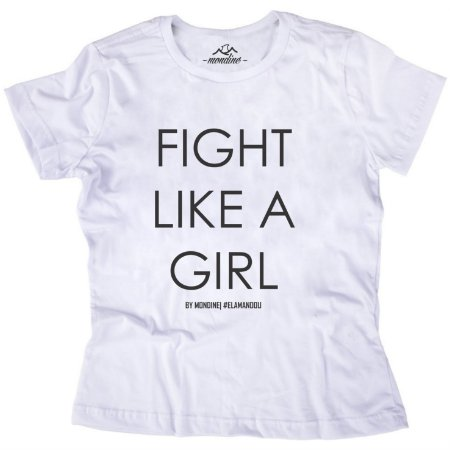 Baby look - Fight like a Girl - Mondine