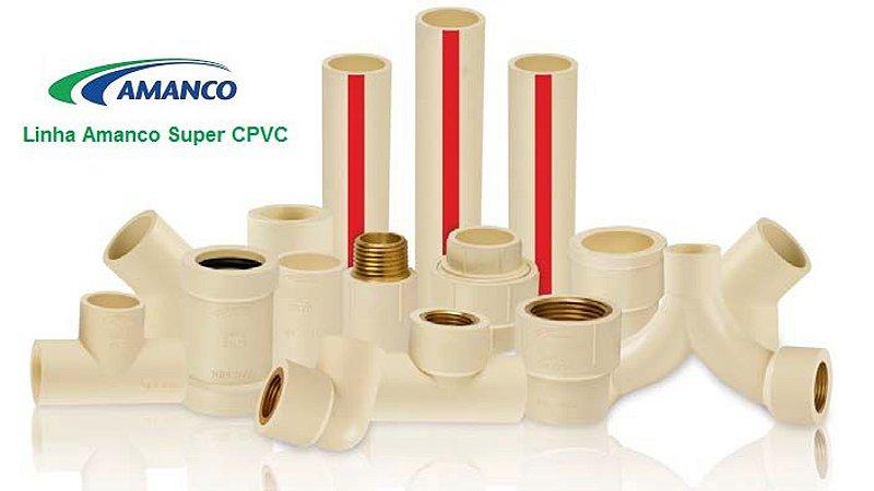 Tubos e Conexões Super CPVC Amanco ( Ref: Aquatherm - Ultratemp )