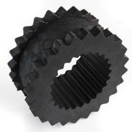 Acoplamento de Borracha para Compressor