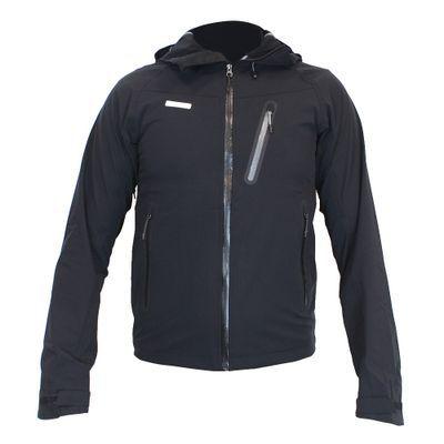 Jaqueta masculina Azteq Koblenz com costuras seladas, respirável e impermeável, ideal para atividades outdoor, como escalada, trekking, hiking