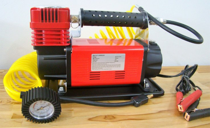 Compressor de ar Portátil - 12V