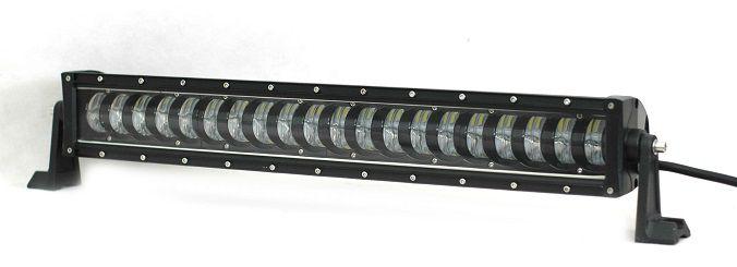 """Barra de LED 21"""" 160W Combo com Alta e Baixa"""