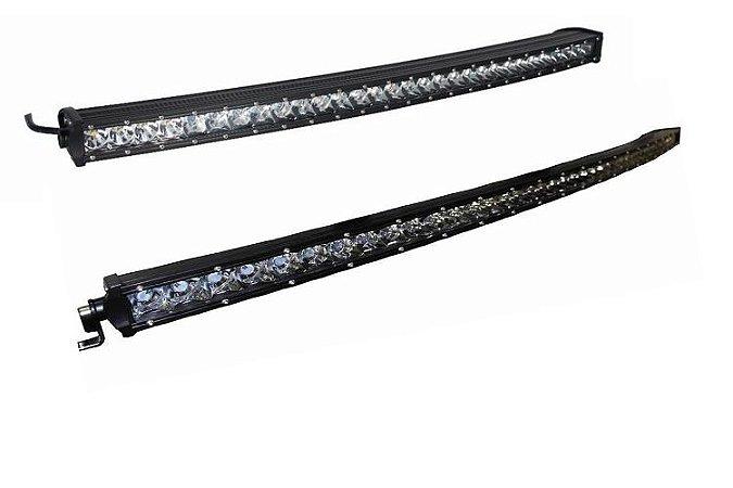 Barra de Led Curva Ultra Slim  - Vários Modelos