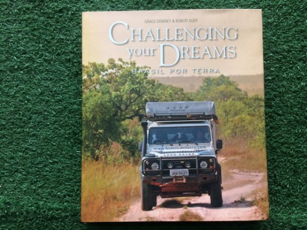 Challenging Your Dreams, Brasil Por Terra