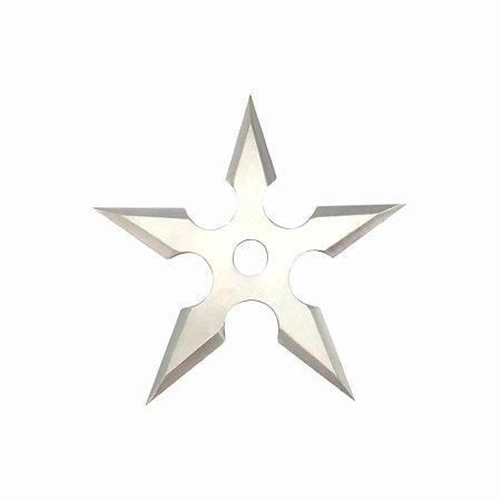 Estrela Ninja Myoko Com 3 Peças