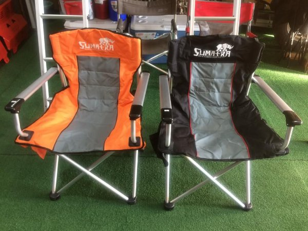 Cadeira Dobrável Sumatra4x4