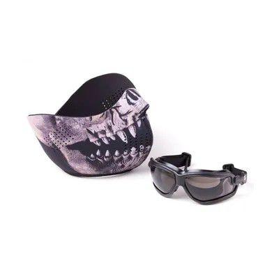 Óculos e Máscara Airsoft