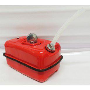Galão Tanque Combustivel Liquidos Vermelho