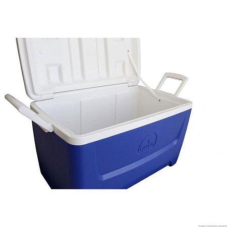 Caixa Térmica Island Breeze 48QT (45 Litros) - Azul