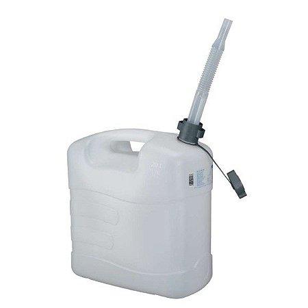 Galao Polietileno Branco P/ Água