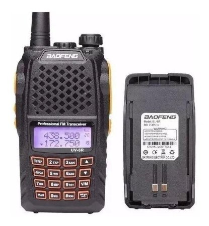 Radio HT Baofeng UV - 6R
