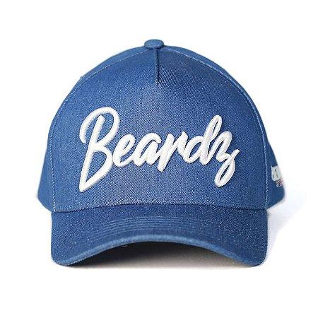 Boné Beardz Signature Blue