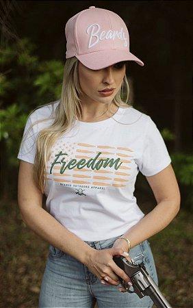 Camiseta Feminina Freedom