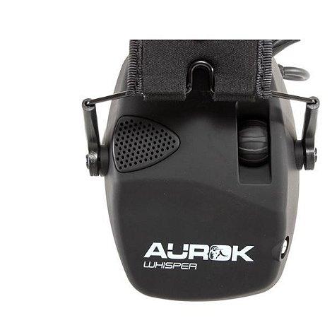Abafador Aurok Whisper de Ruídos Eletrônico