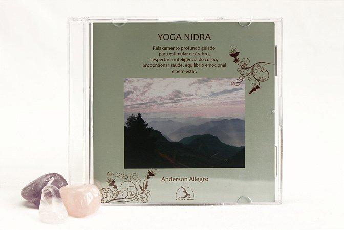 CD Yoga Nidra - Relaxamento