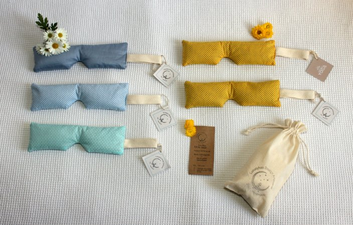 Eye Pillow - Erva doce