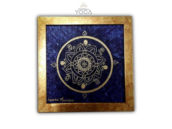 Quadro para decoração Mandala