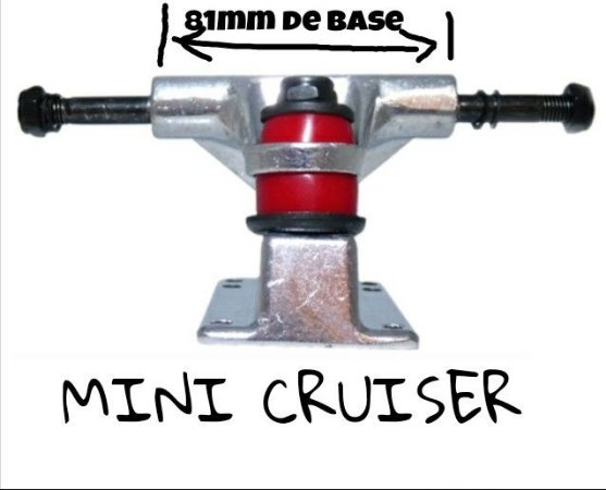 Truck Mini Cruiser Slalon importado