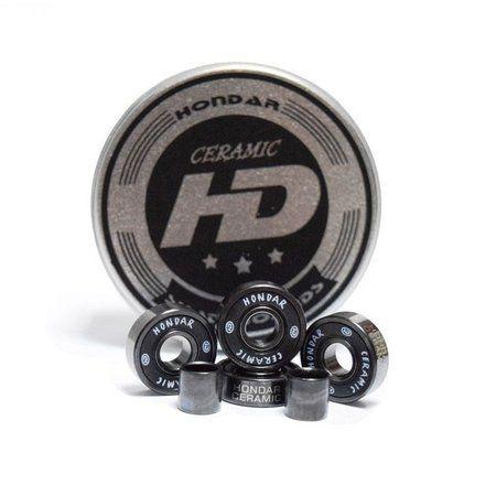 Rolamento Longboard Hondar Cerâmica - Ceramic Bearings Speed