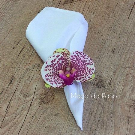 Porta Guardanapo Orquídea Mescla