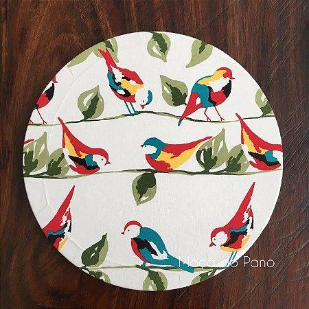 Capa de Sousplat Birds