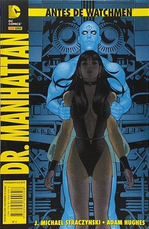 Antes de Watchmen - Dr. Manhattan