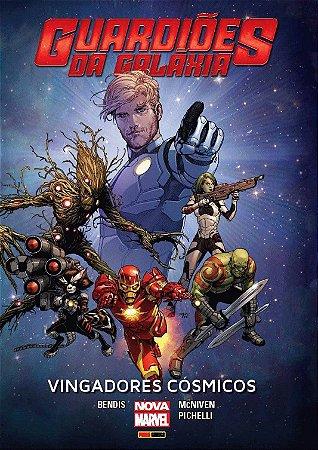 Guardiões da Galáxia - Vingadores Cósmicos
