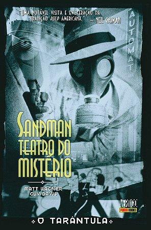 Sandman - Teatro do Mistério: O Tarântula