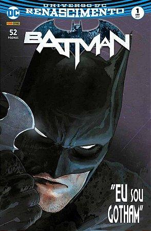 Batman 1 Eu Sou Gotham - Universo Renascimento (Rebirth)
