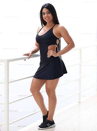 Vestido Preto - Coleção Star