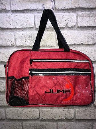 Bolsa Multiuso Vermelha Jump Modas