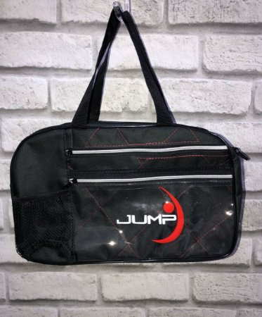 Bolsa Multiuso Preta Jump