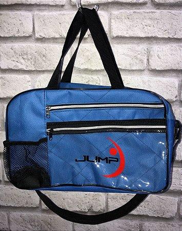 Bolsa Multiuso Azul Jump Modas