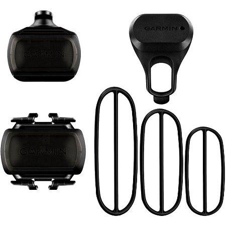 Sensor De Velocidade e Cadência Garmin Para Bicicleta