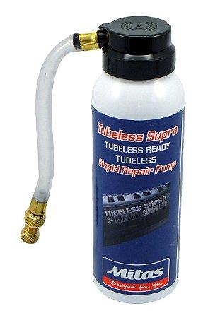 Líquido Selante Spray Mitas Tubeless Supra 125ml