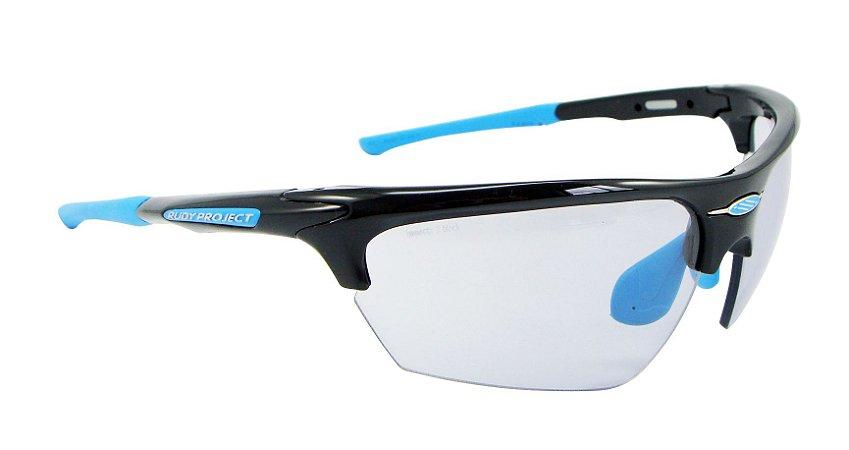 Óculos Rudy Project Noyz Fotocromático Preto Azul