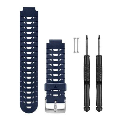 Pulseira Garmin Forerunner 630 230 235 Azul Branco 010-11251-75