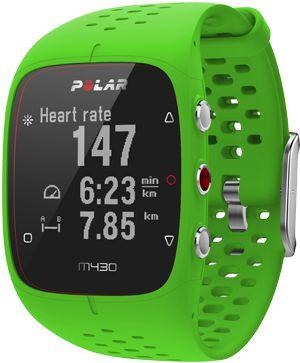 Relógio Polar M430 Hrm Pulso Gps Verde