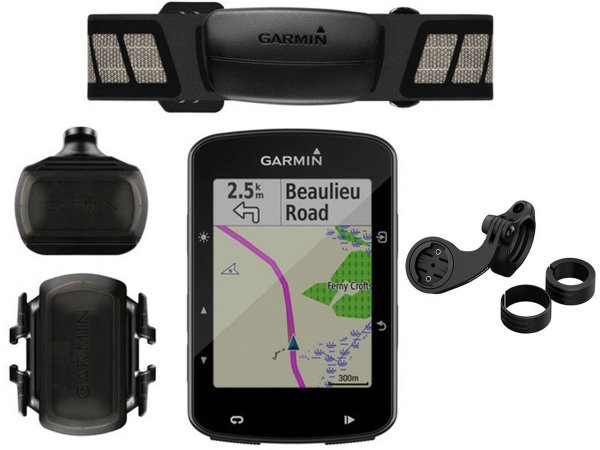 Garmin Edge 520 Plus Bundle 010-02083-11