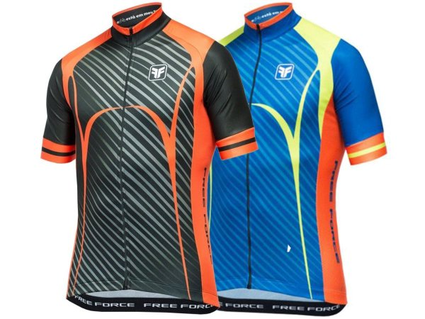 Camisa Free Force Scar Ciclismo
