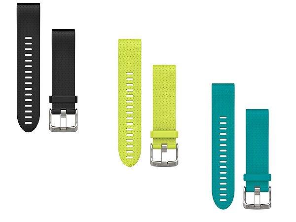 Pulseira Garmin Quickfit 20 Fênix 5s/5splus/6s Original