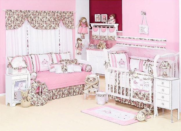 Quarto Completo Coleção Princess