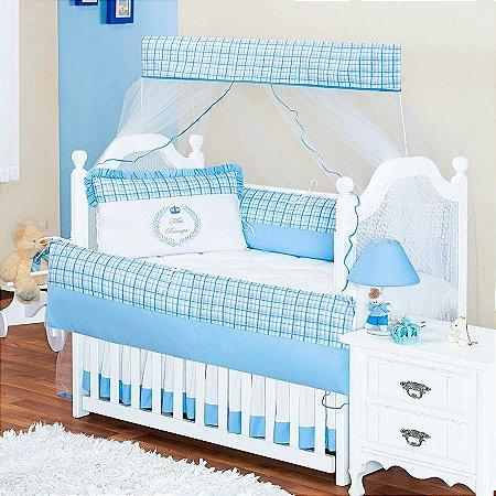 Kit de Berço Meu Príncipe Azul
